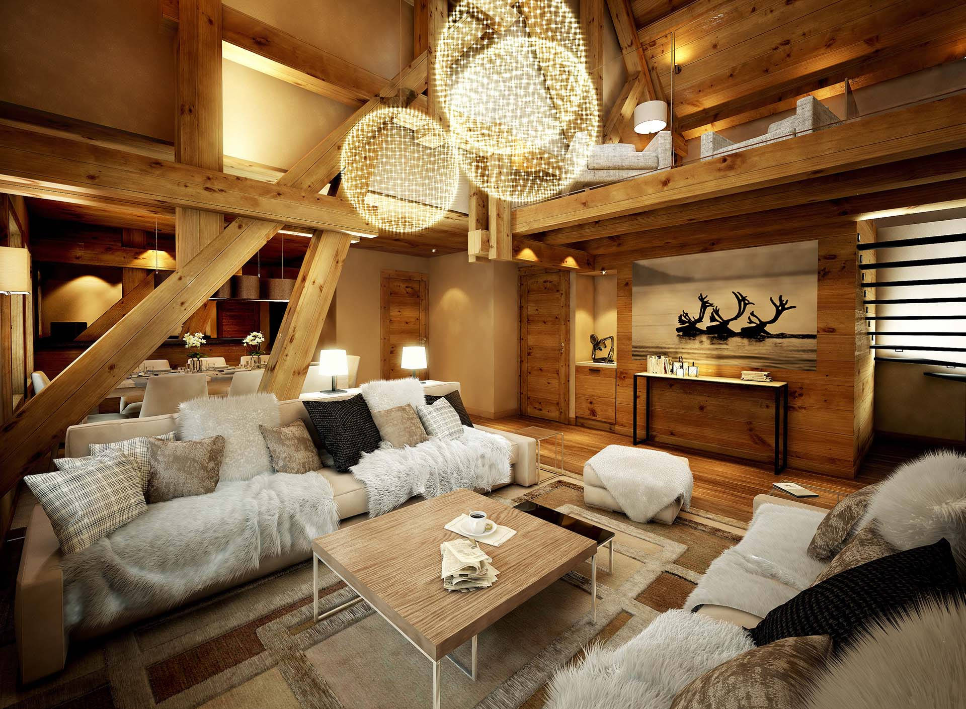 3D Creative agency for luxury real estate